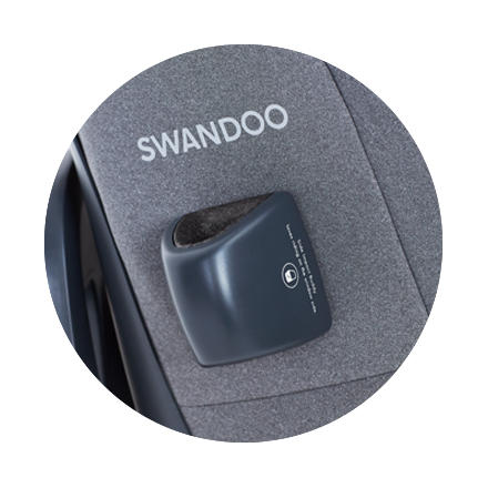 Curieswandoo marie website bubble sib - Swandoo Marie I-size 40-105 cm, ≤ 18 kg obrotowy fotelik kolor Sesame Grey