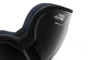 sict - Britax Römer DUALFIX M i-Size obrotowy fotelik samochodowy kolor Storm Grey